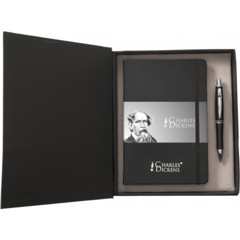 Charles Dickens? writing set
