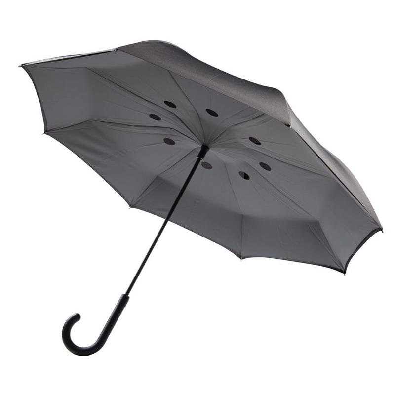 Auto Close Reversible umbrella 23""