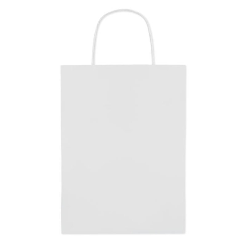 Gift paper bag medium size
