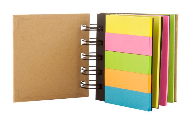 Laska adhesive notepad