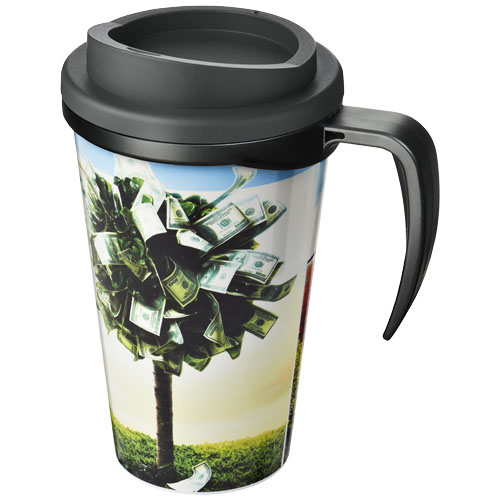 Brite-Americano® grande 350 ml insulated mug