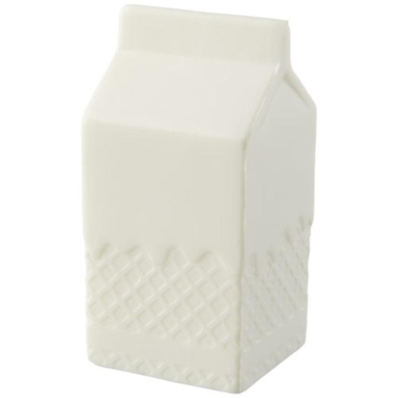 Mina slow-rise milk carton stress reliever
