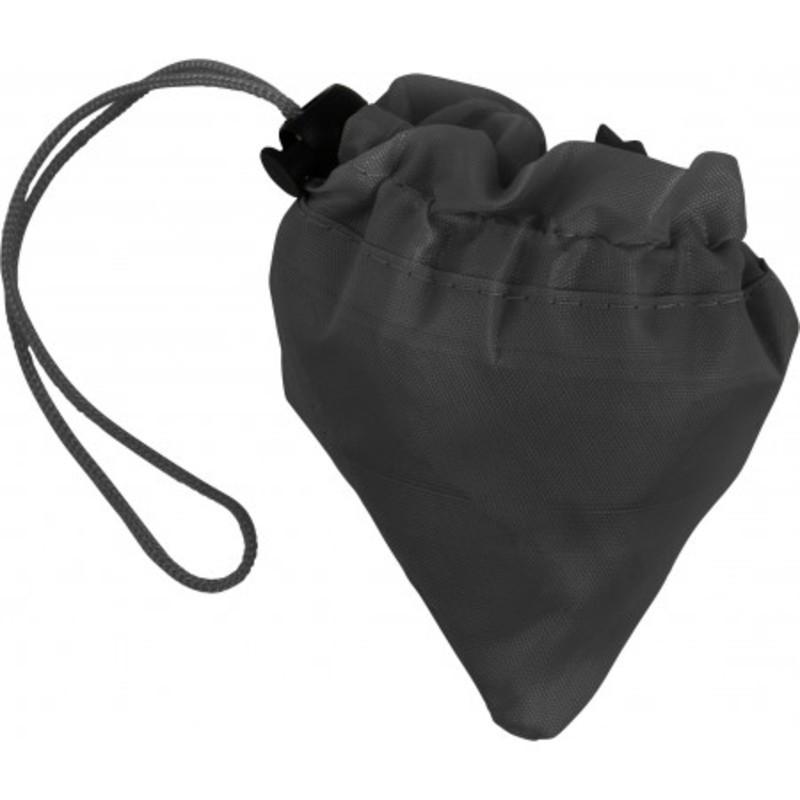 Foldable polyester (210D) shopping bag