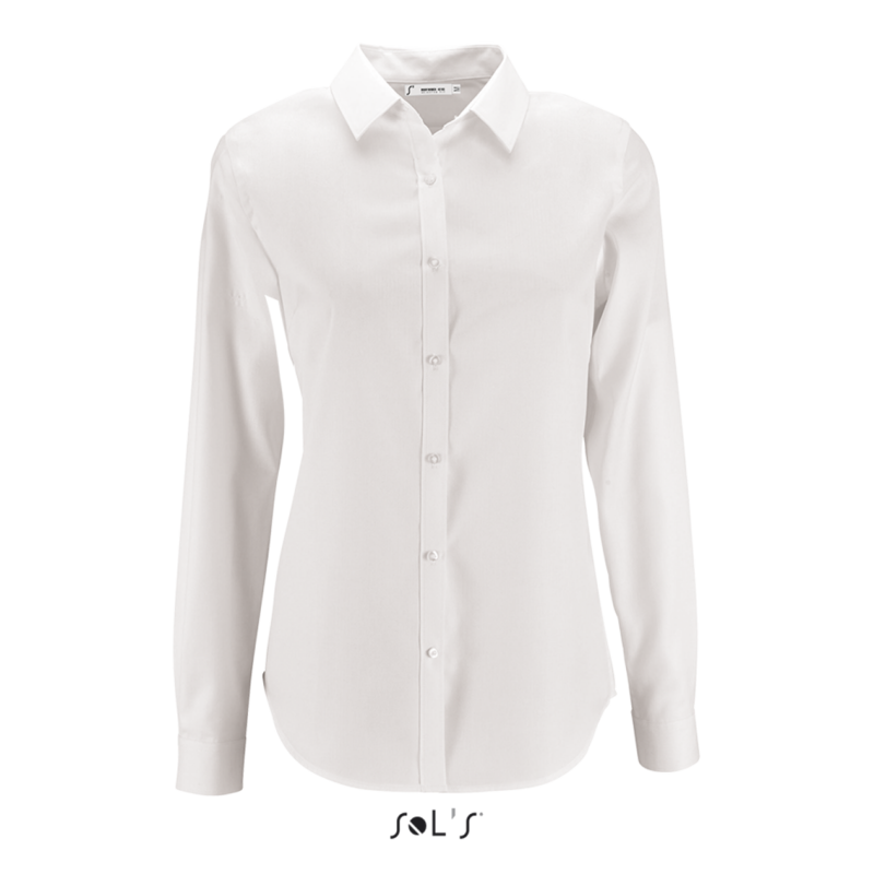 WOMEN'S HERRINGBONE SHIRT