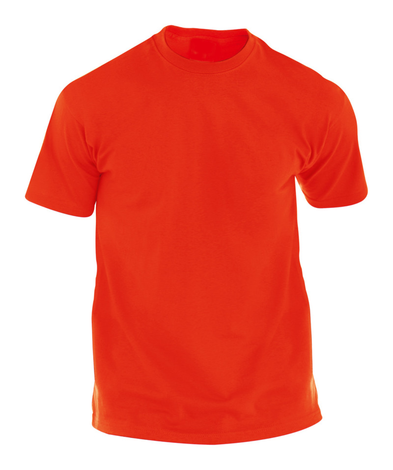 Hecom adult color T-shirt