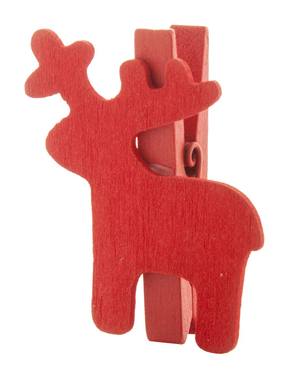 Hantala Christmas clip, reindeer