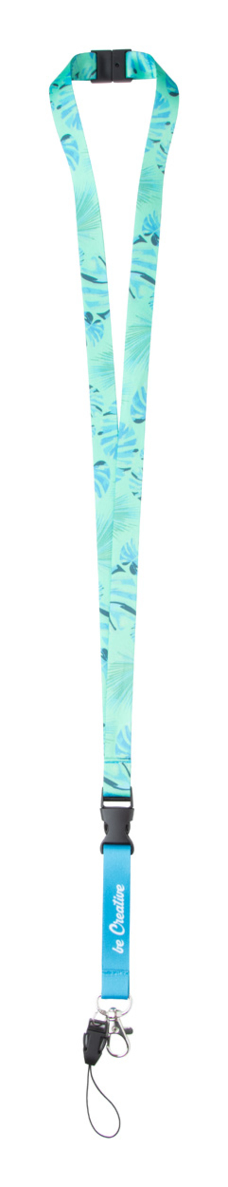 Subyard 15 D Safe custom sublimation lanyard
