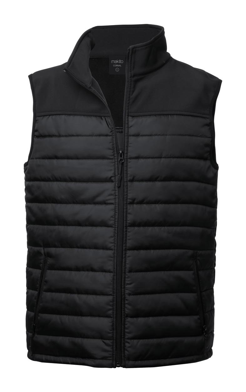 Bordy softshell vest