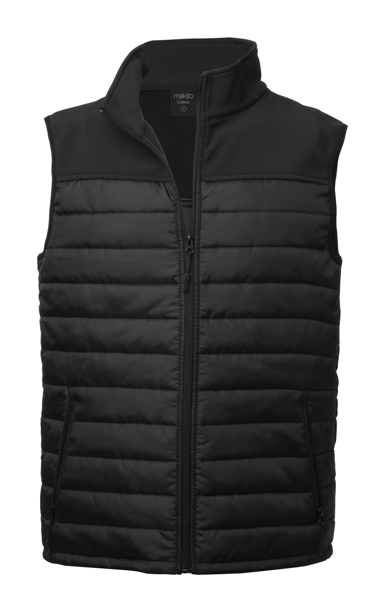 Bordy softshell vest