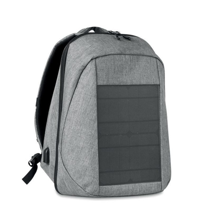 Backpack solar