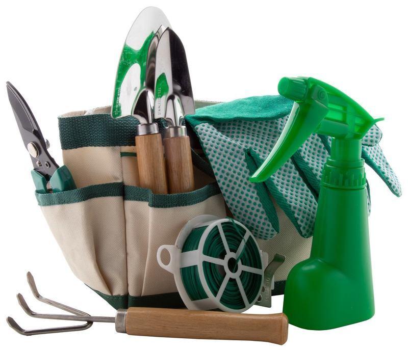 Botanic garden tools set