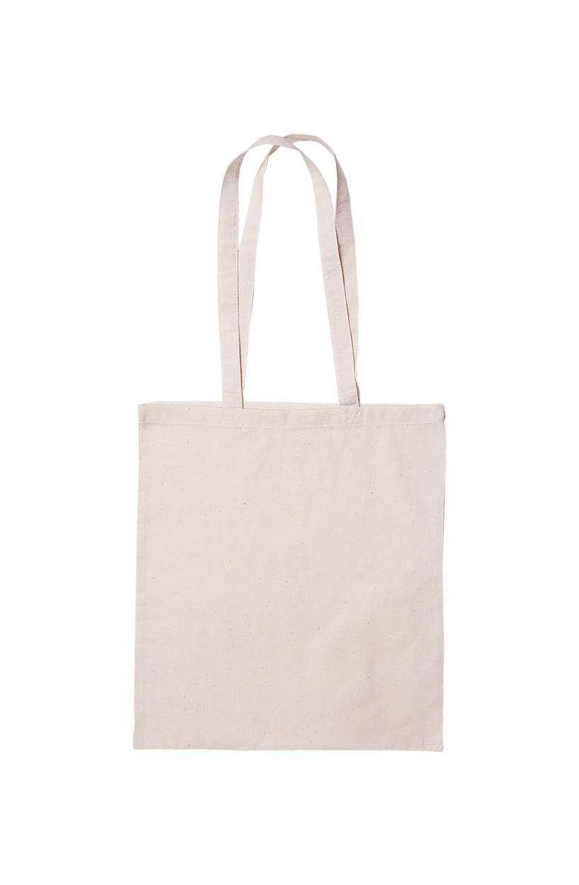 Siltex cotton shopping bag