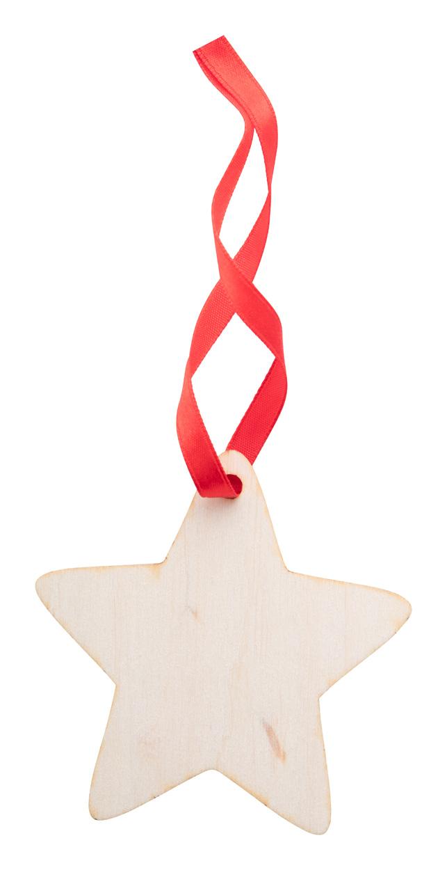 WoXmas Christmas tree ornament, star