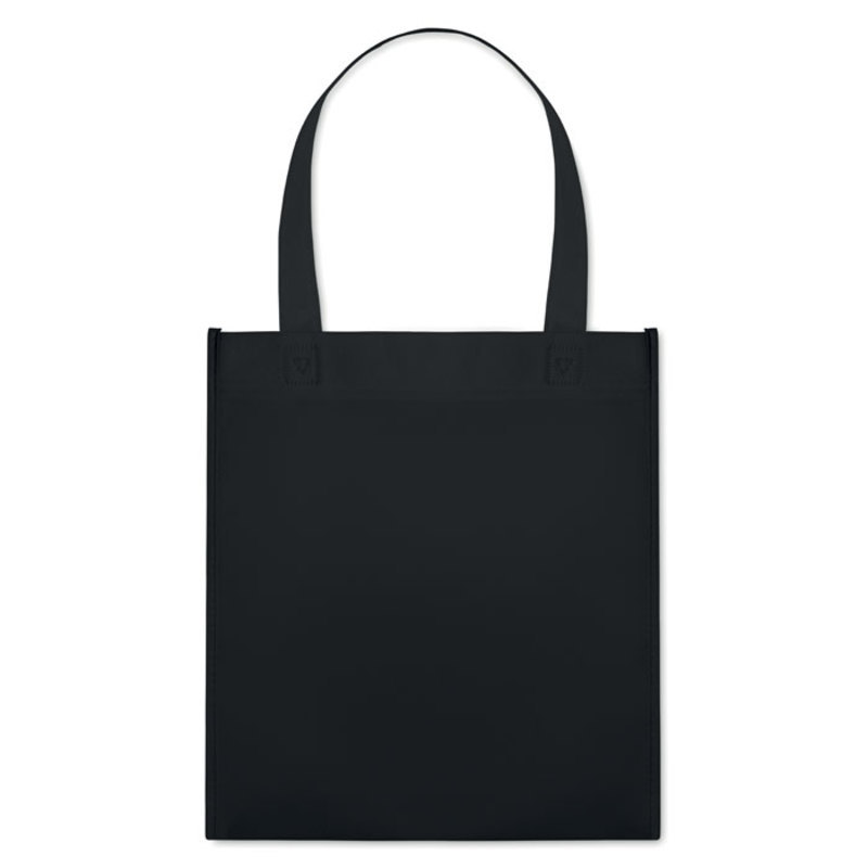 Nonwoven heat sealed bag