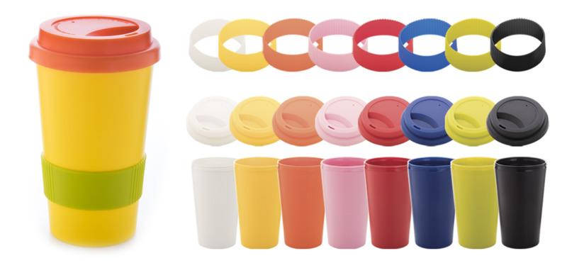 CreaCup customisable thermo mug