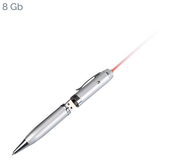 USB PEN - LASER POINTER 14x150mm