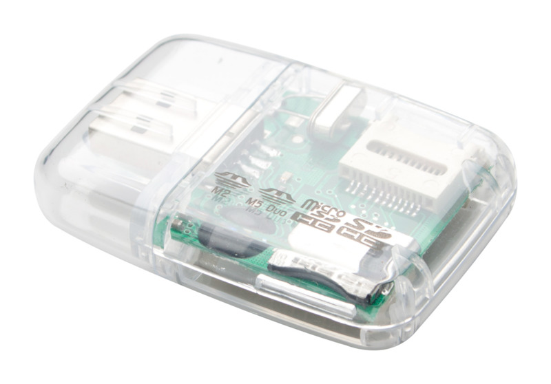 Ares memory card reader