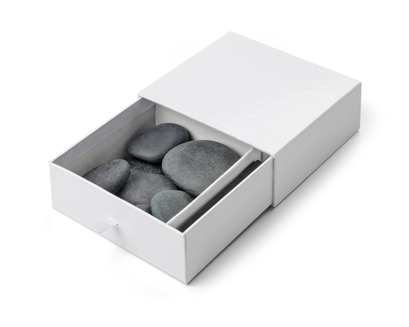 Massage stones set STONO