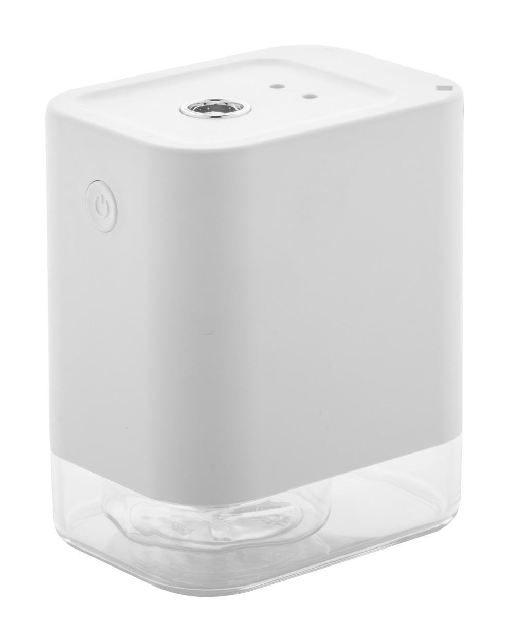 Bisnal hand sanitizer dispenser