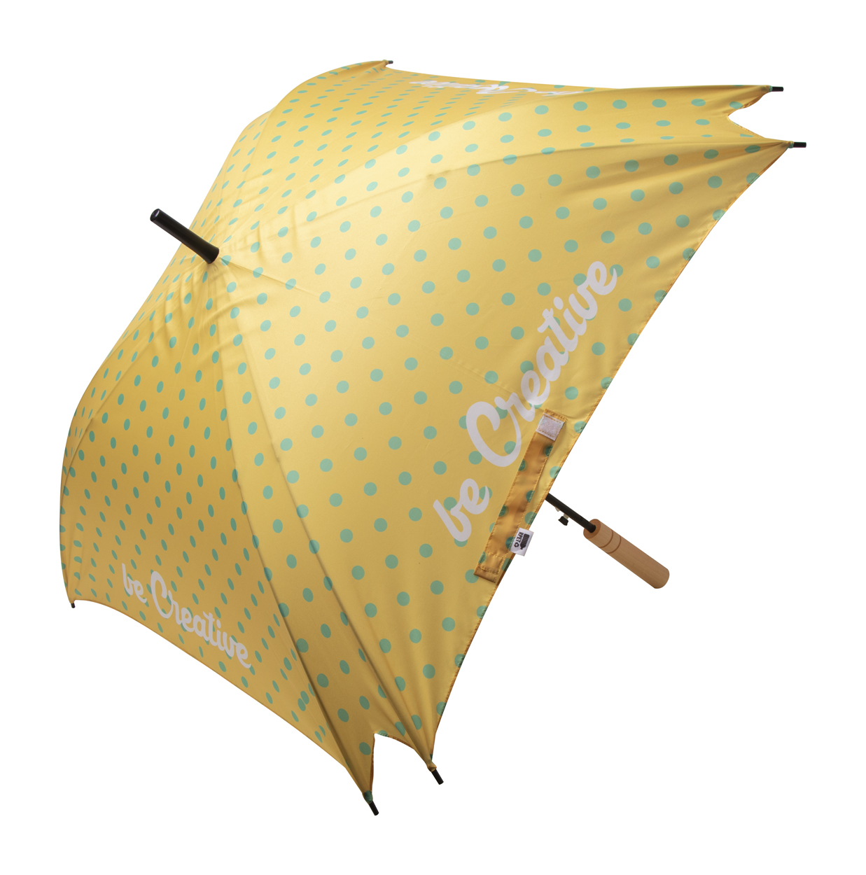 CreaRain Square RPET custom umbrella