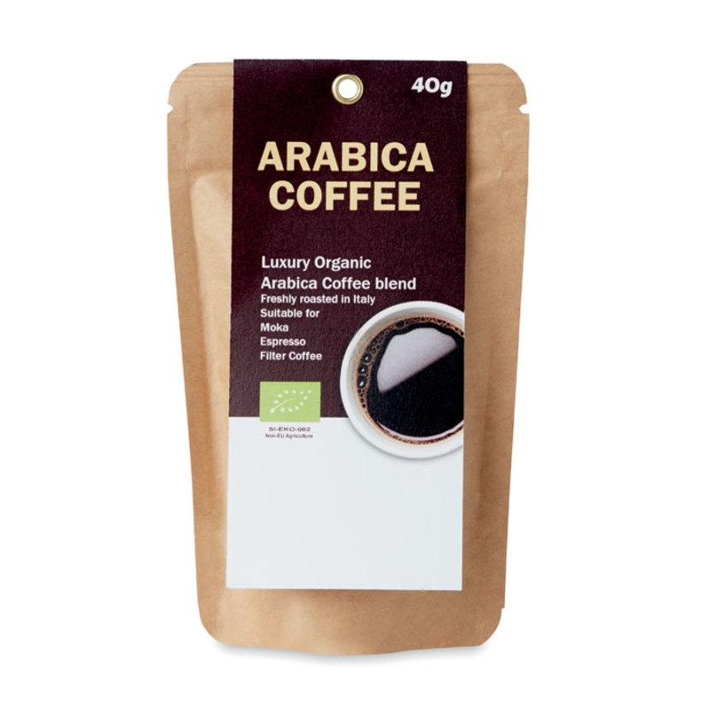 Organic Arabica Coffee 40g