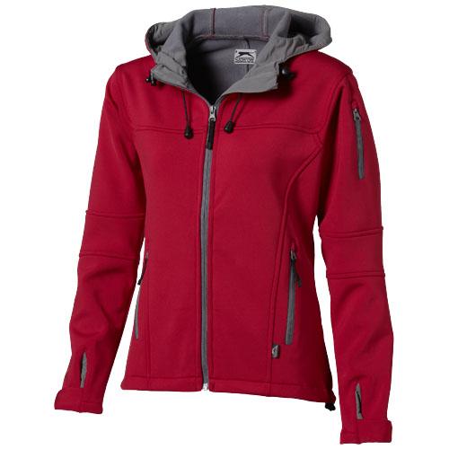 Match ladies softshell jacket