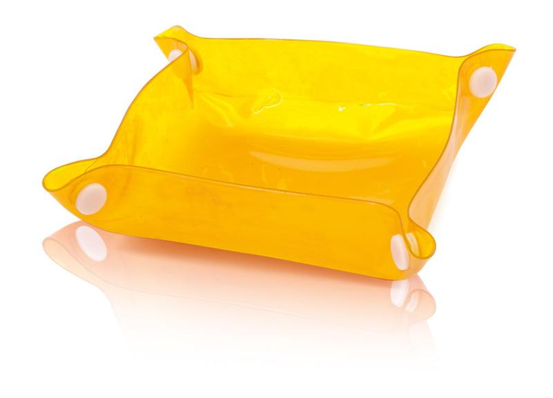 Flot pin tray