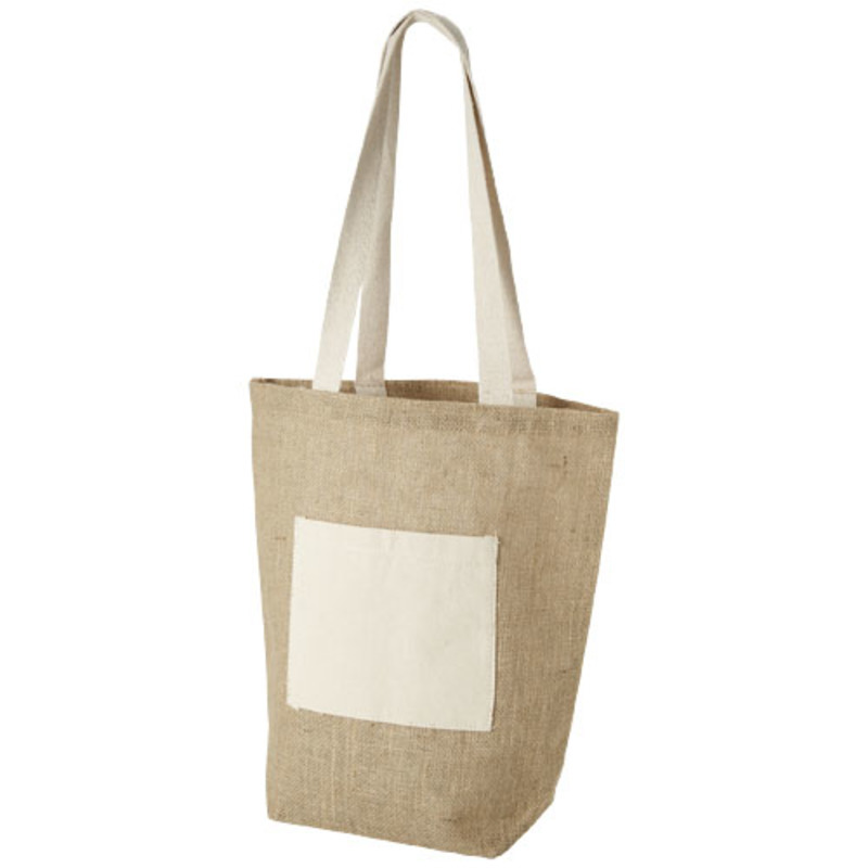 Calcutta tote bag made from jute