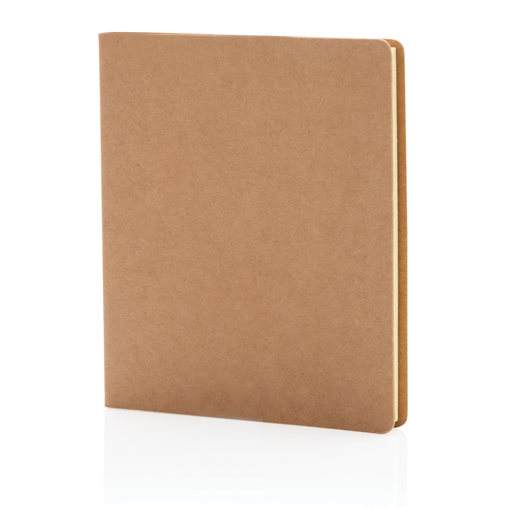 Kraft sticky notes booklet