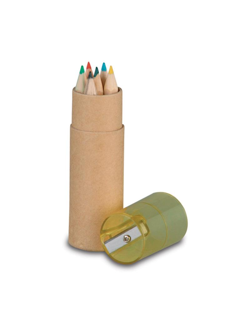 Baby pencil holder