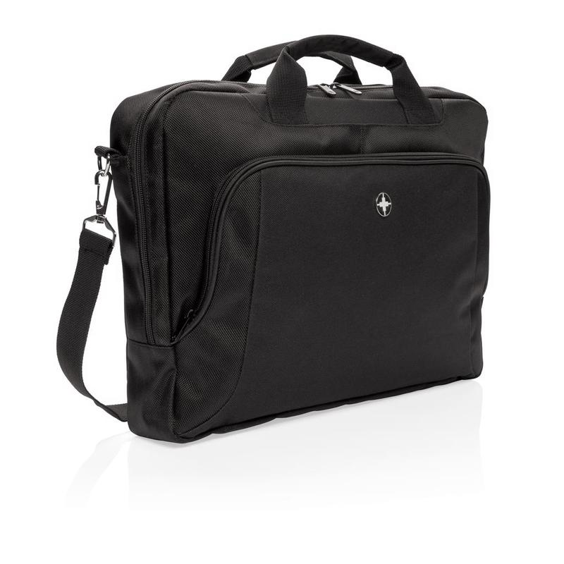 "Deluxe 15"" laptop bag"