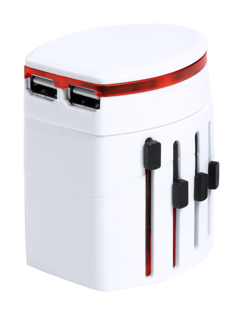 Nonval travel adapter