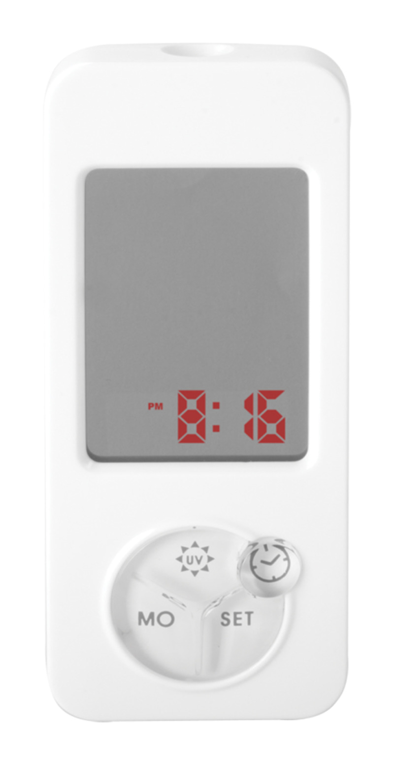 Radion uv sensor and mirror