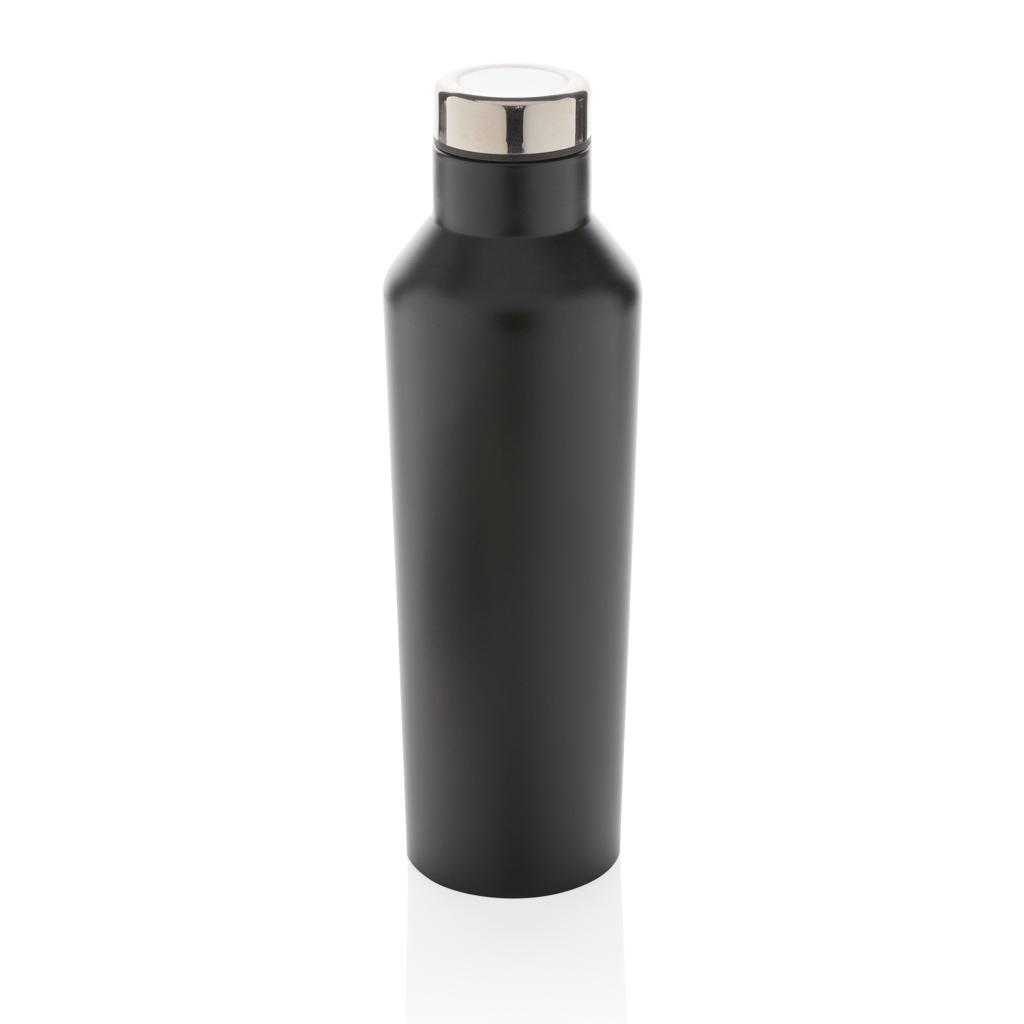 Modern vacuum stainless steel water bottle