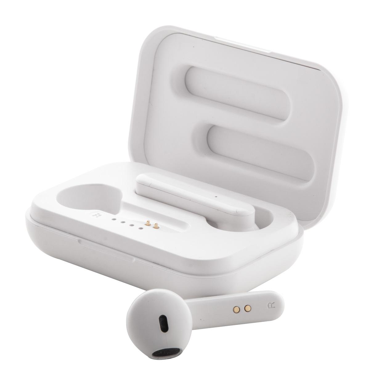 Kikey anti-bacterial bluetooth earphones