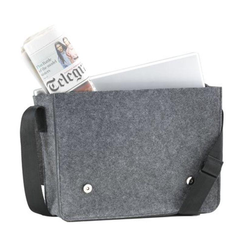Feltro RPET CollegeBag shoulder-/documentbag