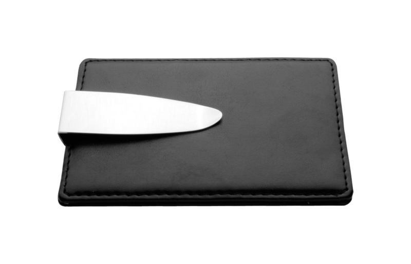 Sullivan money clip/credit card holder