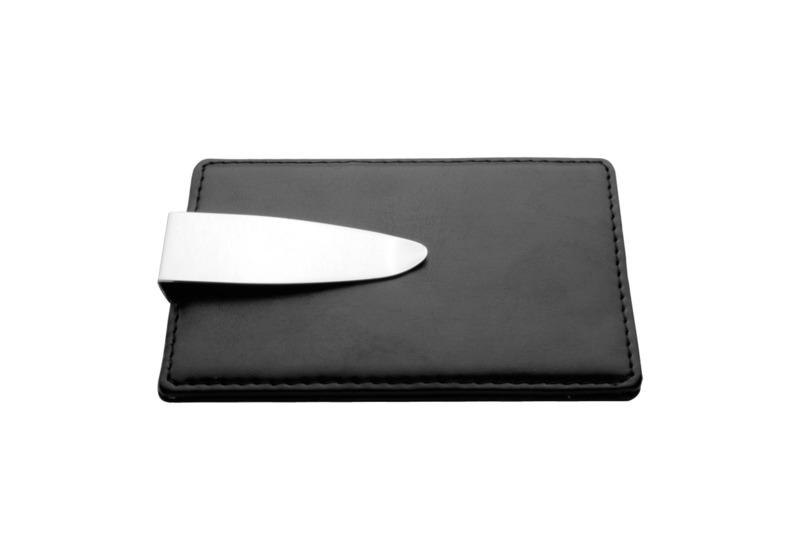Sullivan money clip/credit card holder