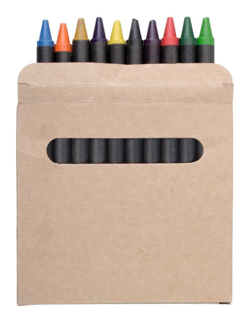 Lola 12 pc crayon set