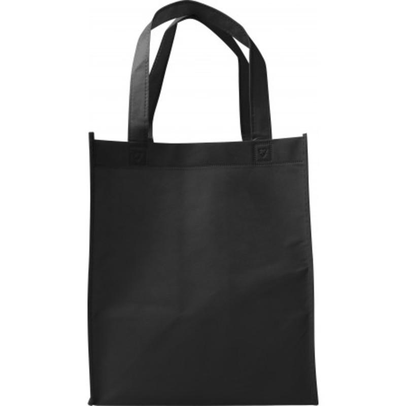 Nonwoven (80gr) carry/shopping bag.