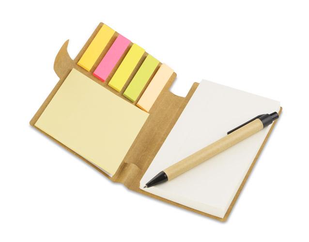 Notebook with a ball pen MARRO
