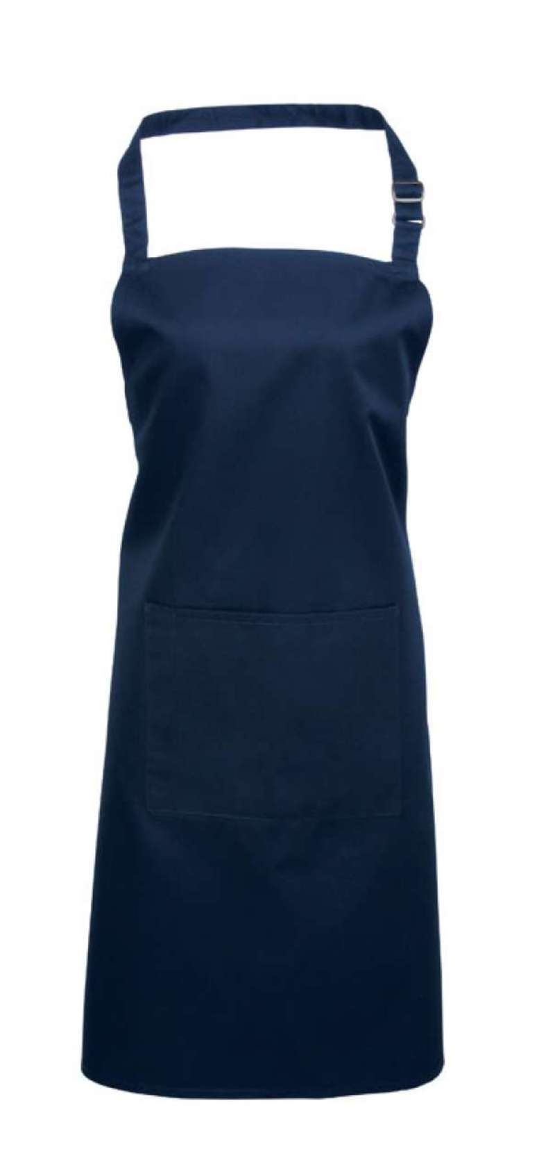 'DELUXE' BIB APRON WITH POCKET
