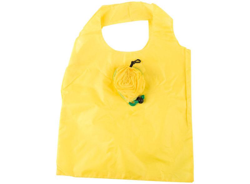 SHOPPING BAG YELLOW ROSE