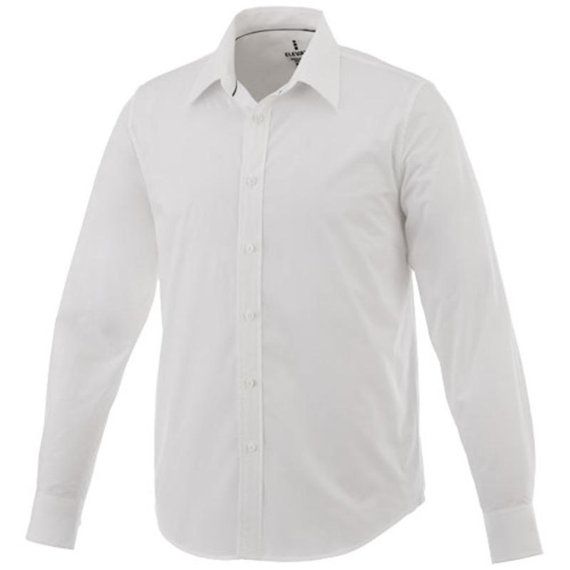 Hamell long sleeve men's stretch shirt