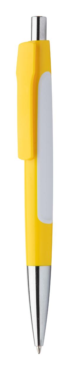 Stampy ballpoint pen