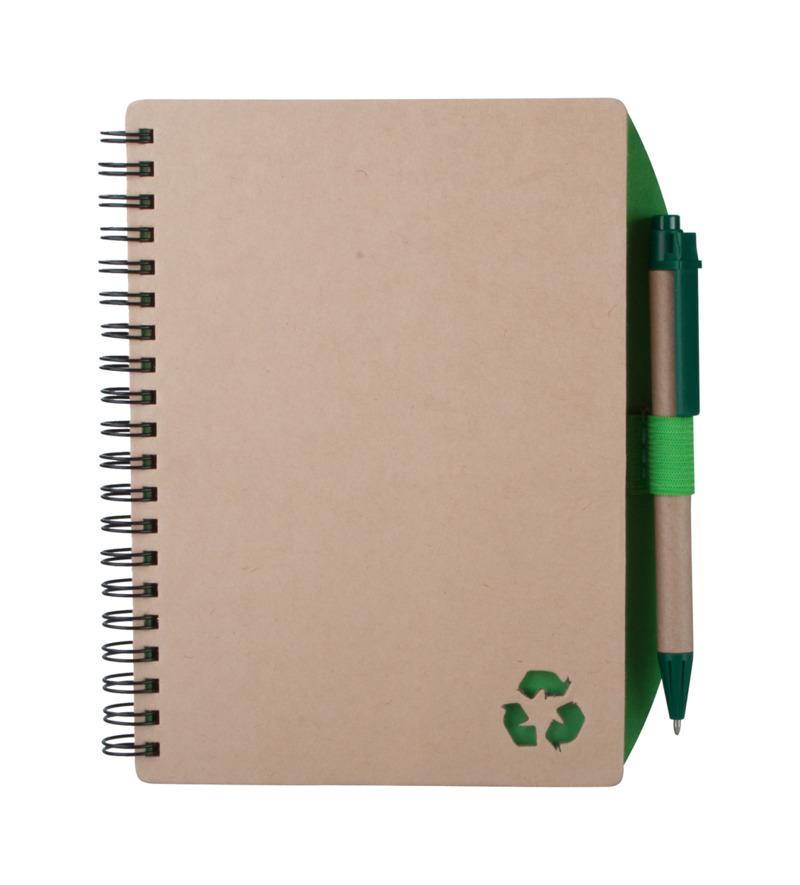 Zuke notebook
