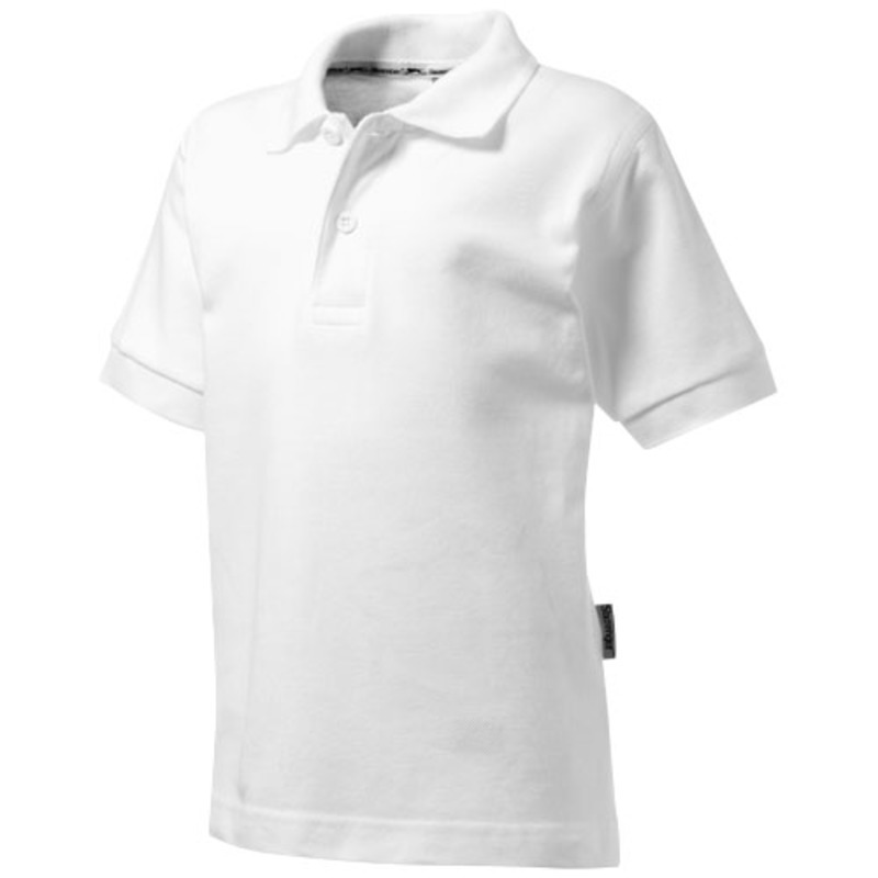 Forehand short sleeve kids polo