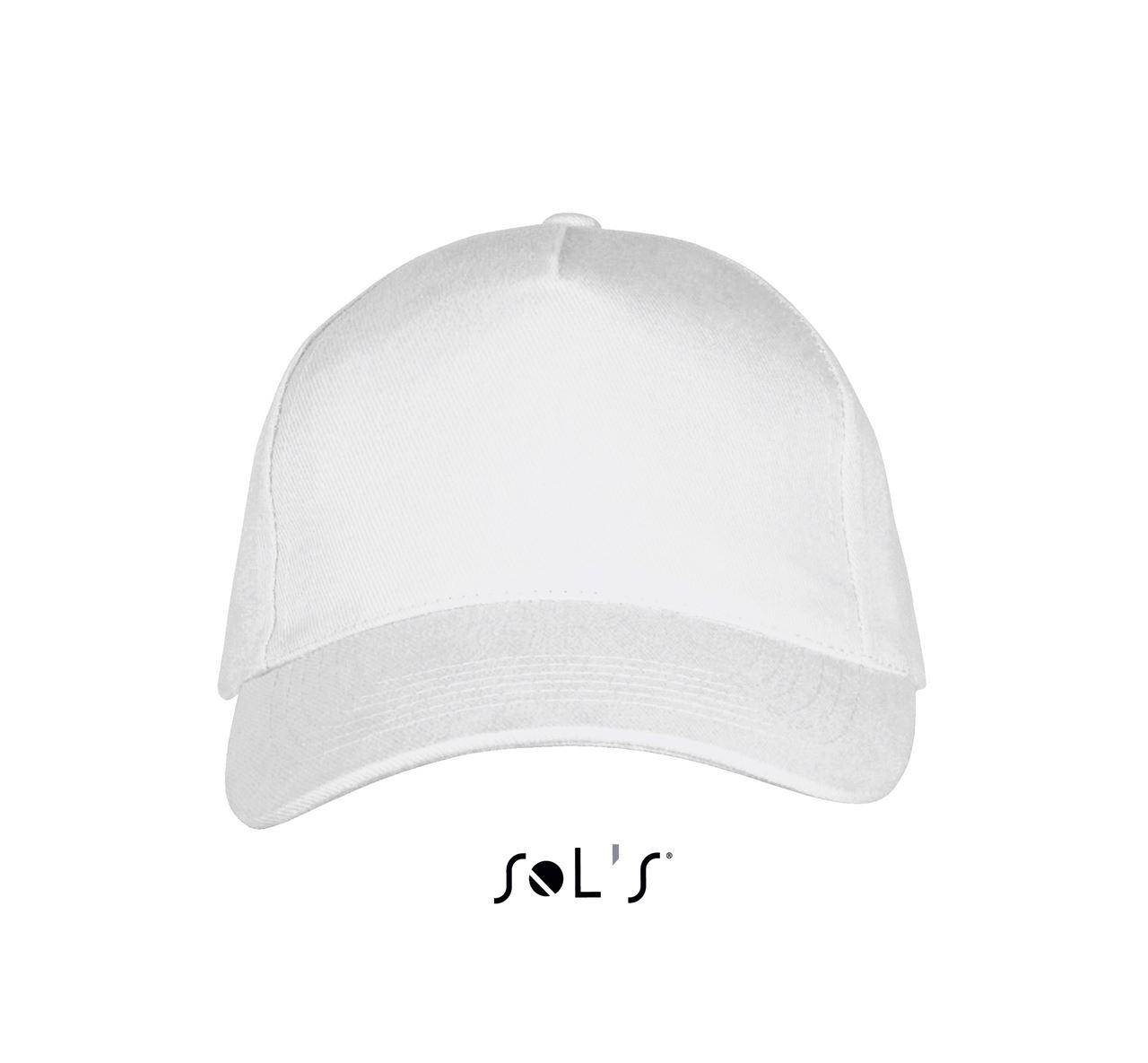 LONG BEACH - 5 PANEL CAP