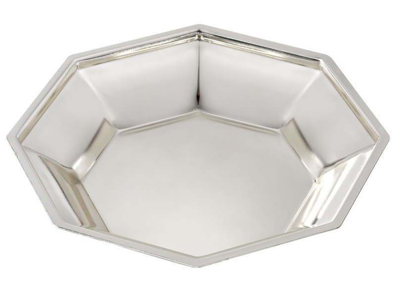 BOWL OCTAGONAL - d=130 H=20 mm