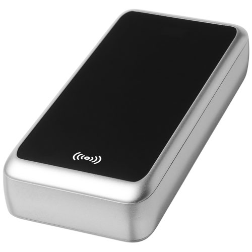 Current 20.000 mAh wireless power bank with PD